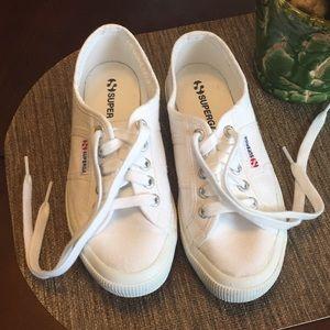 Superga White shoes 35/5 Sneakers